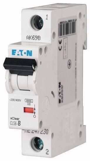 Wyłącznik nadprądowy 1P B 10A 6kA AC CLS6-B10-DP 269608