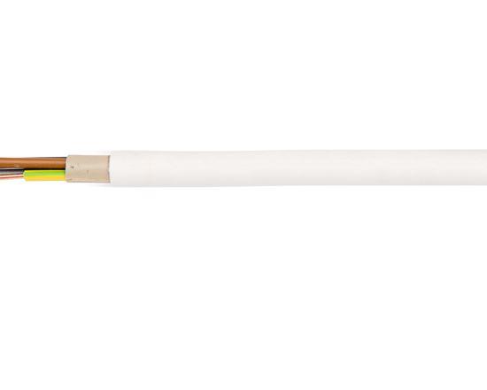 Przewód YDY 4x1,5 żo 450/750V /25m/