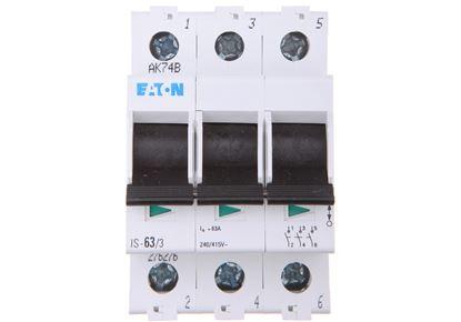 Rozłącznik modułowy 63A 3P IS-63/3 276276