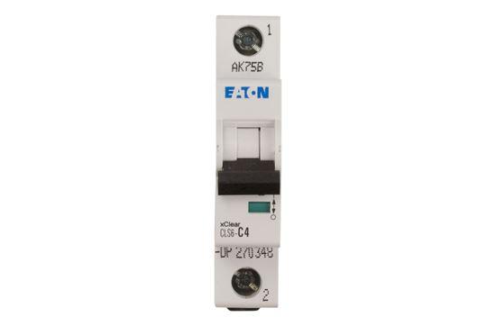 Wyłącznik nadprądowy 1P C 4A 6kA AC CLS6-C4-DP 270348