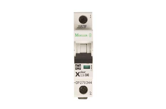 Wyłącznik nadprądowy 1P B 40A 6kA AC CLS6 B40 270344