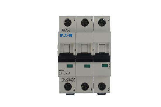Wyłącznik nadprądowy 3P C 63A 6kA AC CLS6-C63/3-DP 270426