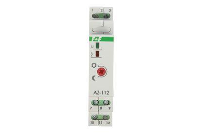 Automat zmierzchowy 16A 230V 2-1000lx DIN AZ-112