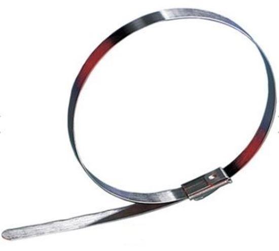 Opaska kablowa stalowa 200x4,6 LS 4.6-200 B 61812950