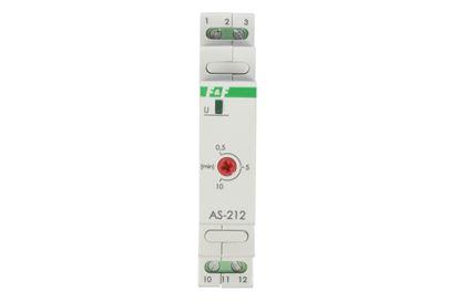 Automat schodowy 16A 0,5-10min 230V AC AS-212
