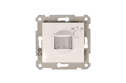 Sedna Czujnik ruchu biały 20min 5-1000lx SDN2000221