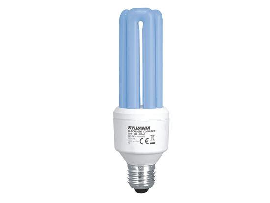 Świetlówka UV-A 20W E27 owadobójcza MiniLynx Sylvania