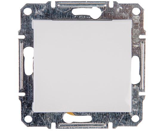 Sedna Łącznik schodowy 10AX biały IP20 SDN0400121