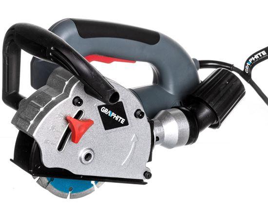 Bruzdownica 1320W tarcza125x22.2 mm 59G370