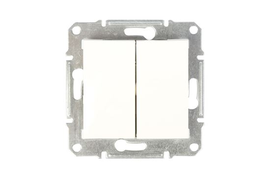 Sedna Łącznik świecznikowy 10AX kremowy IP20 SDN0300123