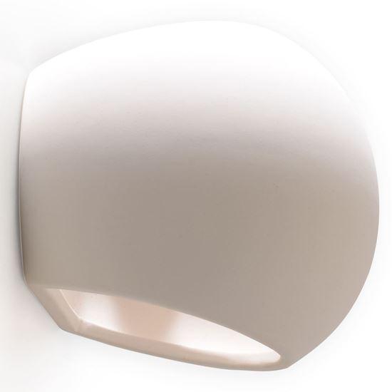 Lampa Kinkiet Ceramiczny GLOBE