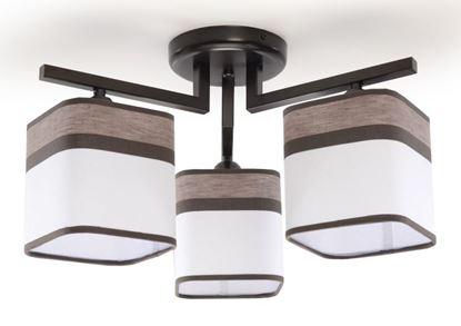 Lampa Plafon LATTE 3