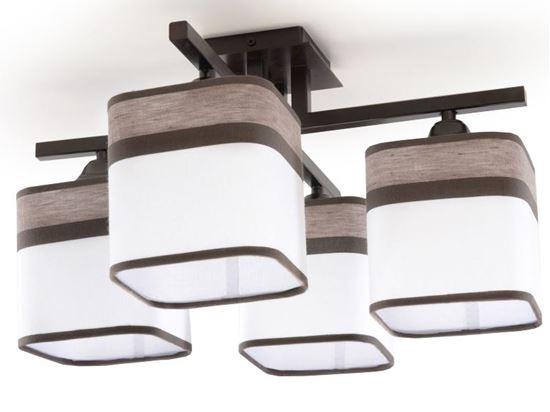 Lampa Plafon LATTE 4