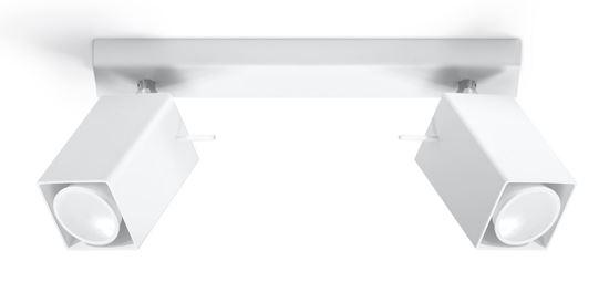 Plafon MERIDA 2 Biały