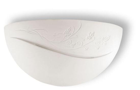 Kinkiet Ceramiczny BELLA