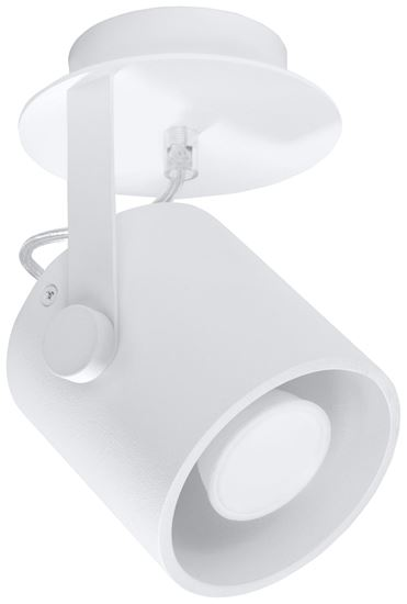 Plafon LAROSA 1 Biały