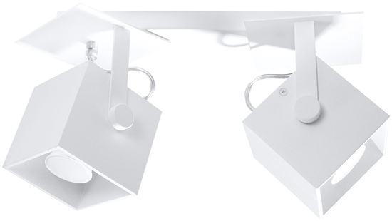 Plafon CEDRA 2 Biały
