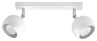 Plafon OCULARE 2 Biały