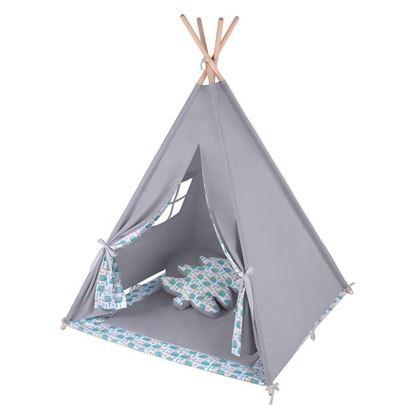 LULANDO TIPI namiot do zabawy dla dzieci, Jeżyki