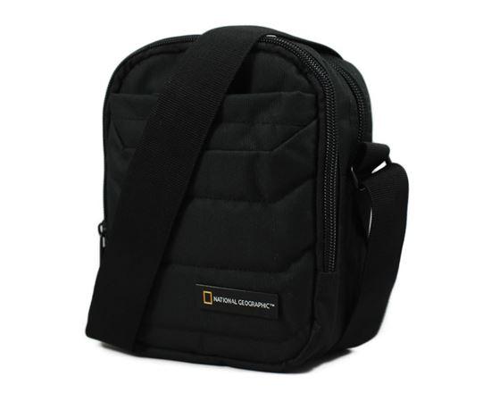 Mała torba na ramię National Geographic PRO 701 Czarna