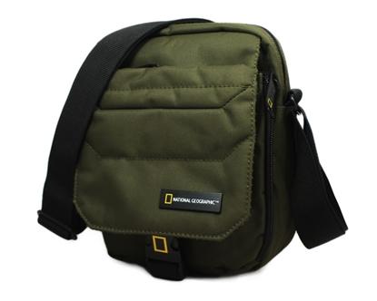 Torba na ramię z klapą National Geographic PRO 703 Khaki