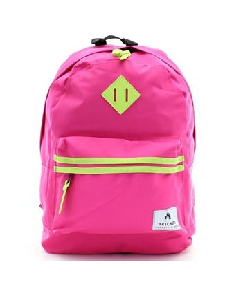 Plecak SKECHERS Neonsplash różowy