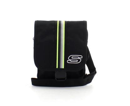 Mała torba na ramię Skechers TRAVELER czarny