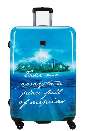 Walizka duża SAXOLINE Island L
