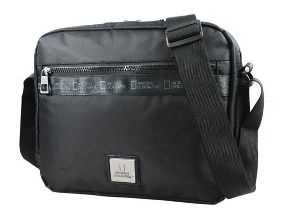 Mała torba na laptopa National Geographic N-Generation 4611 Czarna