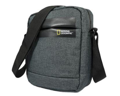 Mała torba na ramię National Geographic STREAM 13112 Antracyt