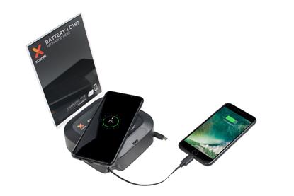 Xtorm BU106 Business Table Top Wireless - bezprzewodowa stołowa stacja ładowania smartfonów