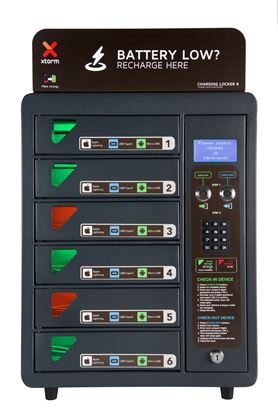 Xtorm BU204 Business Charging Locker 6 - szafka do ładowania smartfonów