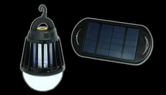 POWERplus Mosquito - solarna lampa LED UV do odstraszania komarów
