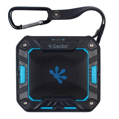 Gecko Sound Square 5W - wodoodporny głośnik bluetooth