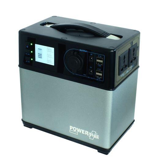 POWERplus Wallaby - wielofunkcyjna stacja zasilania  AC/DC/USB 400 Wh