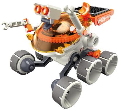 POWERplus Moonwalker - zabawka solarny pojazd księżycowy