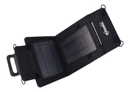 POWERplus Narwhal - elastyczna ładowarka solarna 7W