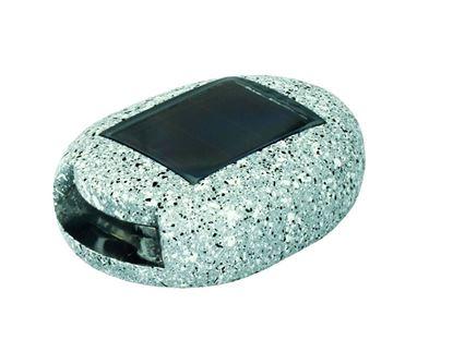 POWERplus Cricket - lampa LED z obudową w kształcie kamienia