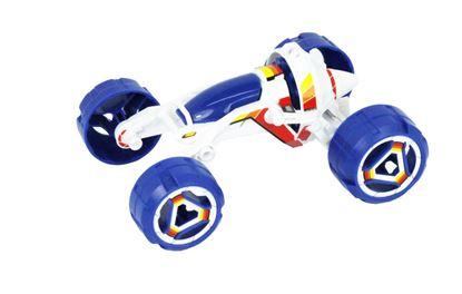 POWERplus Bob Cat - zabawka samochodzik z ogniwem na słoną wodę