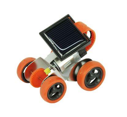 POWERplus Road Runner - zabawka samochodzik zasilany solarnie