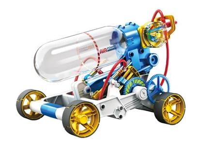POWERplus Air Car - samochód zabawka napędzana sprężonym powietrzem