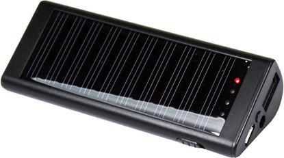 POWERplus Zebra - solarny powerbank 2000 mAh