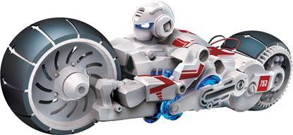 POWERplus Racehorse - zabawka eko motocykl z ogniwem na słoną wodę