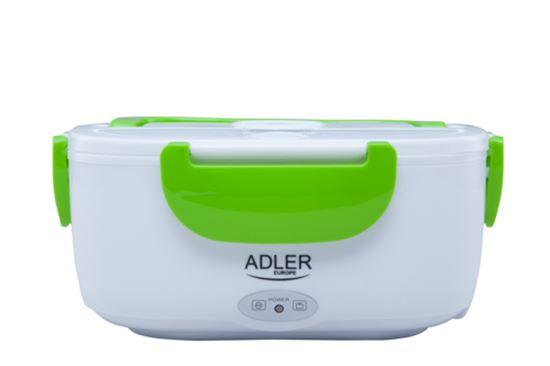 Pojemnik na żywność podgrzewany AD 4474 green