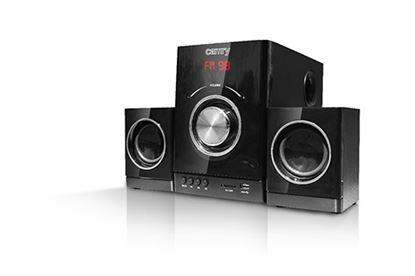 Wieża mini- zestaw audio 2.1 CR 1136