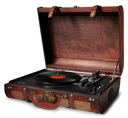 Gramofon walizkowy CR 1149