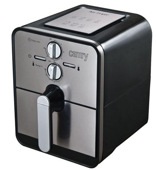Frytkownica beztłuszczowa 2,4 L CR 6306