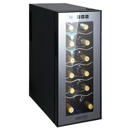 Lodówka na wino 12 butelek/33 litry CR 8068