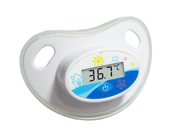 Termometr smoczek CR 8416