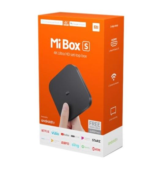 Przystawka TV Xiaomi Mi Box S